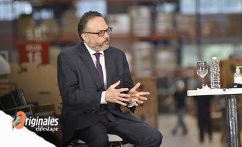 "Kulfas: ""Estamos trabajando para ampliar la matriz productiva argentina"" | Industria"