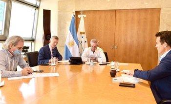 Solá y Blinken hablaron de un posible encuentro Biden-Fernández | Felipe solá