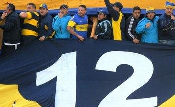Lo que faltaba en Boca: la interna llegó a La 12 | Boca juniors