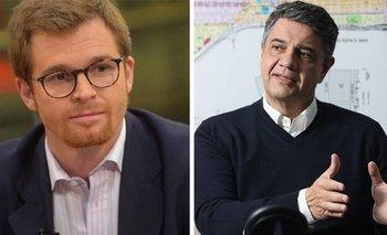 Arde Cambiemos: la fuerte respuesta de Massot a Jorge Macri | Juntos por el cambio