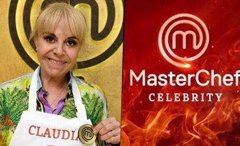 Claudia Villafañe vuelve a MasterChef Celebrity: a qué se debe | Masterchef celebrity