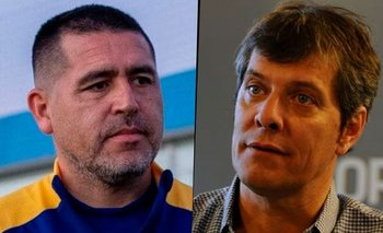 Riquelme rompe el silencio tras el escándalo con Pergolini en Boca | Boca juniors