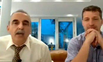 Guillermo Moreno y Yamil Santoro dieron un curso de formación política  | Elecciones 2021