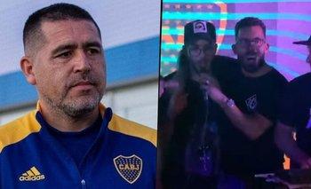 Boca: Tevez se fue de fiesta sin protocolos y el video se hizo viral | Boca juniors