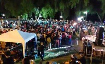 Escándalo en Entre Ríos por una fiesta organizada por un intendente   Coronavirus en argentina
