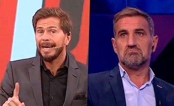 """Vignolo destrozó a Raúl Cascini: """"Tenés que acordarte cómo llegaste""""   Boca juniors"""