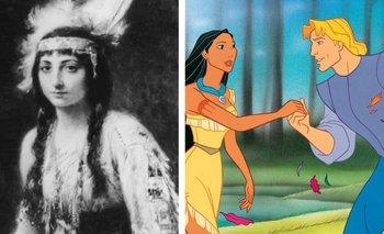 Mentiras de Disney: la trágica historia real de Pocahontas   Cultura