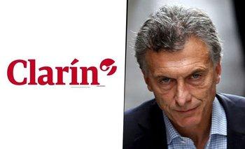 La escandalosa tapa de Clarín que niega la pandemia de coronavirus  | Clarín
