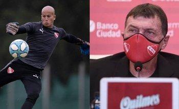 Independiente: Falcioni tiene coronavirus y Sosa quedó en la mira   Independiente