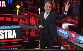 Rating: Jorge Rial cerró una primera semana para el olvido con TV Nostra   Rating