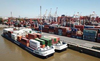 Por despegue de importaciones, se redujo en junio el superávit comercial | Comercio exterior
