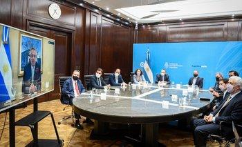 Alberto Fernández presentó el nuevo plan de fomento de exportaciones | Reactivación económica
