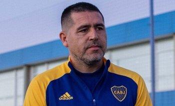 Boca-River: La arenga de Riquelme antes del Superclásico | Boca juniors