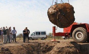 Campo del cielo: el sitio chauqeño donde cayeron toneladas de meteoritos | Espacio exterior