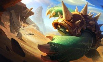 League of Legends parche 11.8: Cómo es el rework de Rammus y sus nuevas habilidades   Gaming