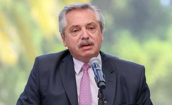 Alberto Fernández no descartó un nuevo IFE ante la segunda ola | Ife