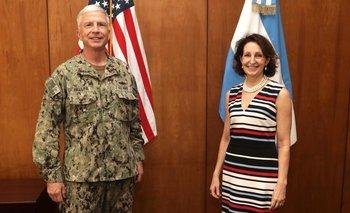 El jefe del Comando Sur, interesado en una base en Tierra del Fuego | Estados unidos