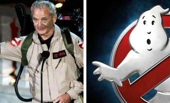 Vuelven los Cazafantasmas: Bill Murray habló sobre la nueva película | Cine