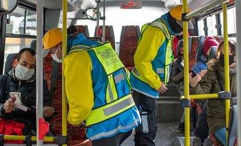 Desmienten a CABA: uso de transporte público aumenta con clases presenciales   Coronavirus en argentina