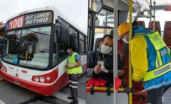 Transporte público: quiénes pueden usarlo y cómo sacar el permiso para circular | Coronavirus en argentina