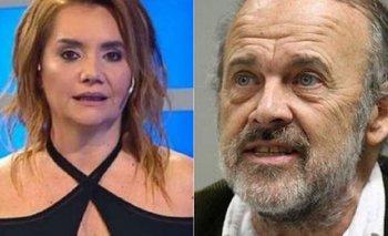 "Nancy Pazos humilló al macrista Amadeo: ""Se la pasan leyendo Clarín"" | Nancy pazos"