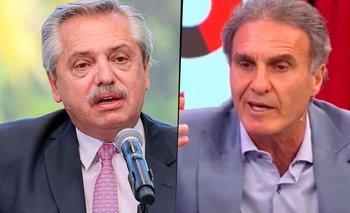 El mensaje golpista de Ruggeri a Alberto Fernández | Espn