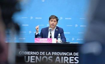 Axel Kicillof presenta su reforma judicial para la provincia de Buenos Aires   Provincia de buenos aires
