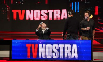 Rating: Jorge Rial ve como TV Nostra cae en picada | Rating