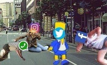 Explotan los memes: se cayeron Facebook e Instagram otra vez | Facebook
