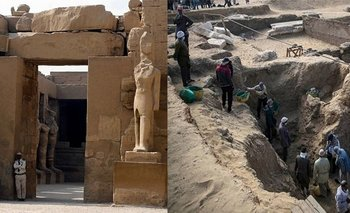 Egipto anuncia su más importante hallazgo arqueológico | Egipto