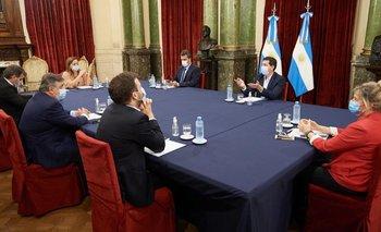 Elecciones 2021: el gobierno consiguió el aval para postergar las PASO   Elecciones 2021