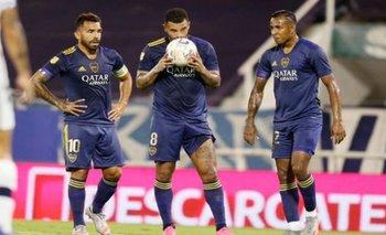 """Boca: una de sus figuras reconoció que espera """"una oferta de Europa""""   Boca juniors"""