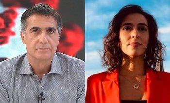 La decepción de Antonio Laje al ver que Roxy Vázquez cobra sus saludos | Televisión