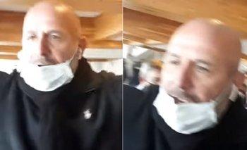 Escracharon a Wolff y Bullrich en un hotel de Bariloche | Patricia bullrich