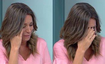 Sandra Borghi se quebró en llanto al despedirse de Nosotros a la mañana | Nosotros a la mañana