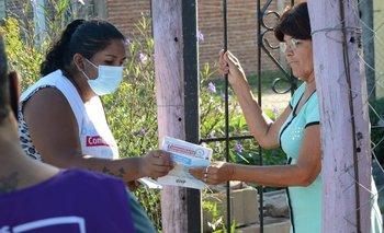 """Segunda ola: las organizaciones sociales piden """"garantizar la comida""""   Coronavirus en argentina"""