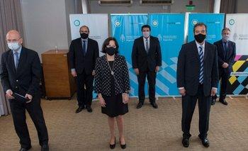 Soria firmó un acuerdo para acelerar las respuestas del Poder Judicial | Judiciales