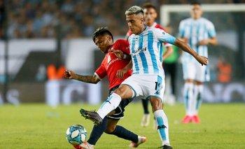 Clásico de Avellaneda: las formaciones de Independiente y Racing | Fútbol argentino
