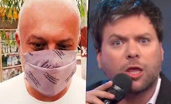 Sacó el lingote de Guido Kaczka y le dieron un secador de pelo | Televisión