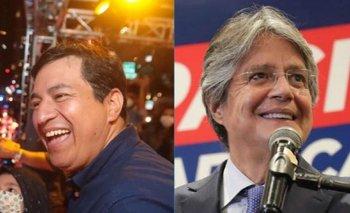 Elecciones en Ecuador: Aráuz reconoció la derrota ante Lasso | Elecciones en ecuador