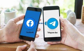 Un bot de Telegram vende números de teléfono de usuarios de Facebook | Celulares