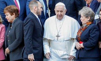 Francisco recibirá a Guzmán en medio de la negociación con el FMI | Papa francisco