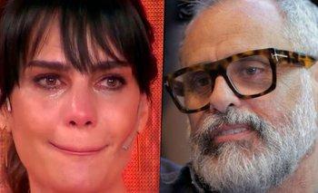 El desesperado pedido de Romina Pereiro, la esposa de Jorge Rial   Televisión