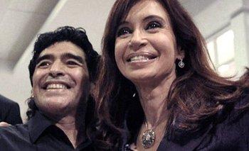 El video que elogió Cristina por Maradona y expone a Macri | Cristina kirchner