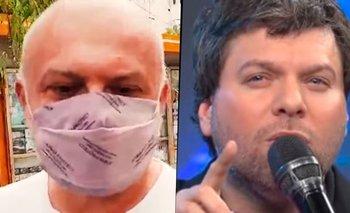 Guido Kaczka cruzó al taxista que lo denunció por falta de pago | Guido kaczka