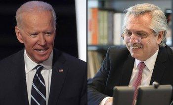 Alberto apoyó a Biden por el pedido de liberación de patentes de vacunas | Vacuna del coronavirus