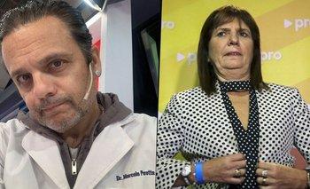 Quién es Marcelo Peretta: sindicalista antivacunas que opera para Macri | Coronavirus en argentina