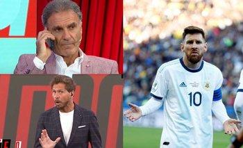 Ruggeri pidió al Pollo Vignolo que Messi gestione vacunas con China | Espn