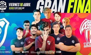 Liga Master Flow: cómo y dónde ver la final entre River y San Lorenzo | Gaming