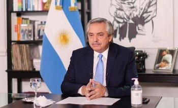 Alberto participará esta semana de las cumbres Iberoamericana y de Cambio Climático | Alberto fernández